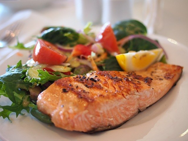 eat more fish to get healthy