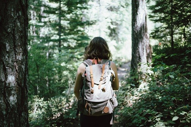 spend time in nature to boost immunity