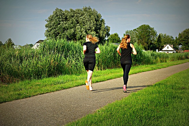 muscle strain from running