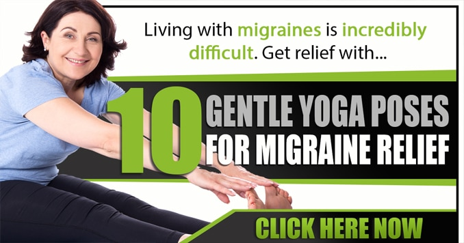 10 Gentle Yoga Poses for Migraine Relief