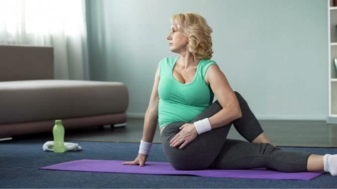4 Yoga Twists for Spinal Health & Mobility