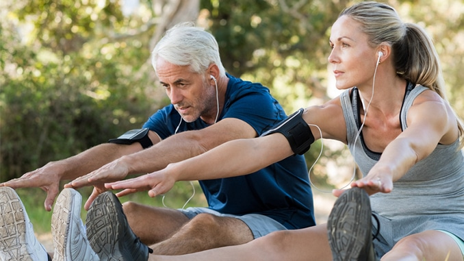 10 Things Runners Over 50 Do To Stay Pain-Free