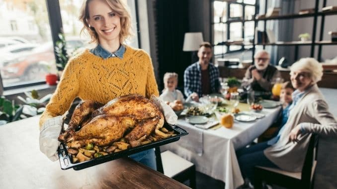 thanksgiving turkey for holiday