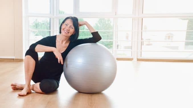 4 Effective Stability Ball Exercises