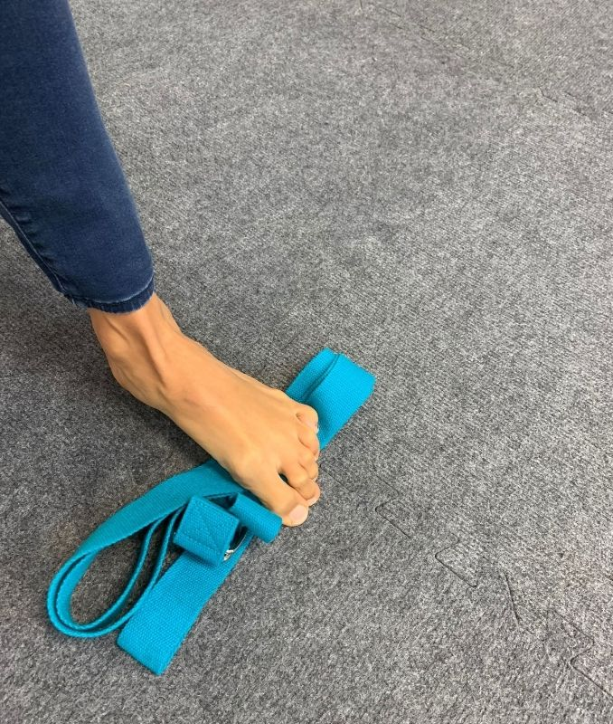 Train Your Toes 1