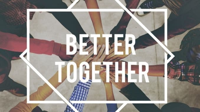 Better Together Unity Community