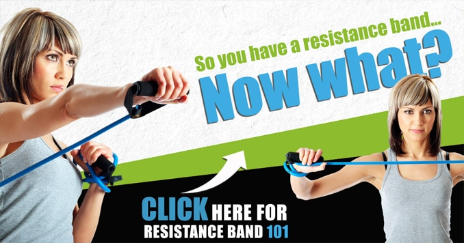 Resistance Band 101 – Blog Graphic