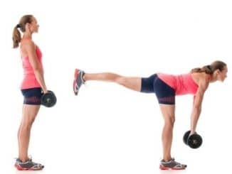 Stability Ball Hamstring Rollouts 1